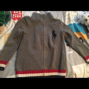 Ralph Lauren Polo sweater little boys